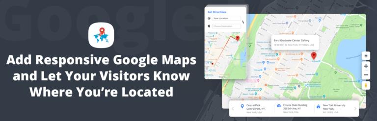 10web Google Maps