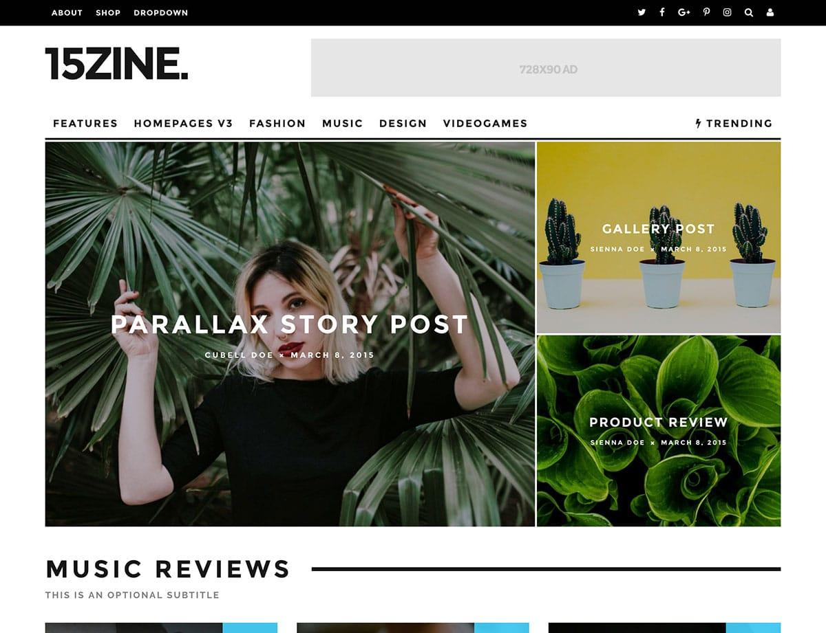 15zine-magazine-theme