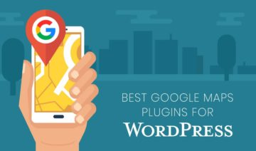 Best Google Maps for WordPress featured image