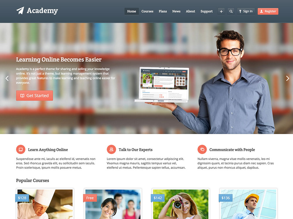 Academy-–-Learning-Management-Theme