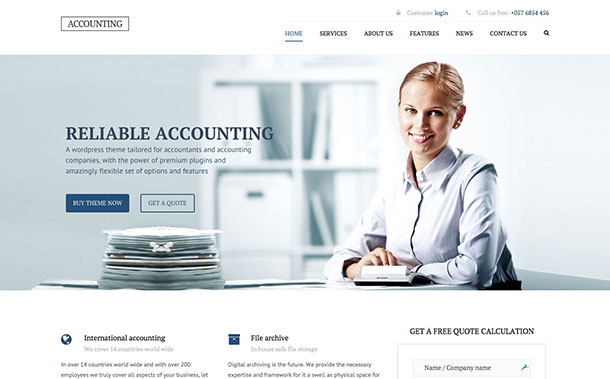 Accounting-Business-Theme