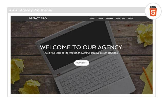 Agency Pro Child Theme