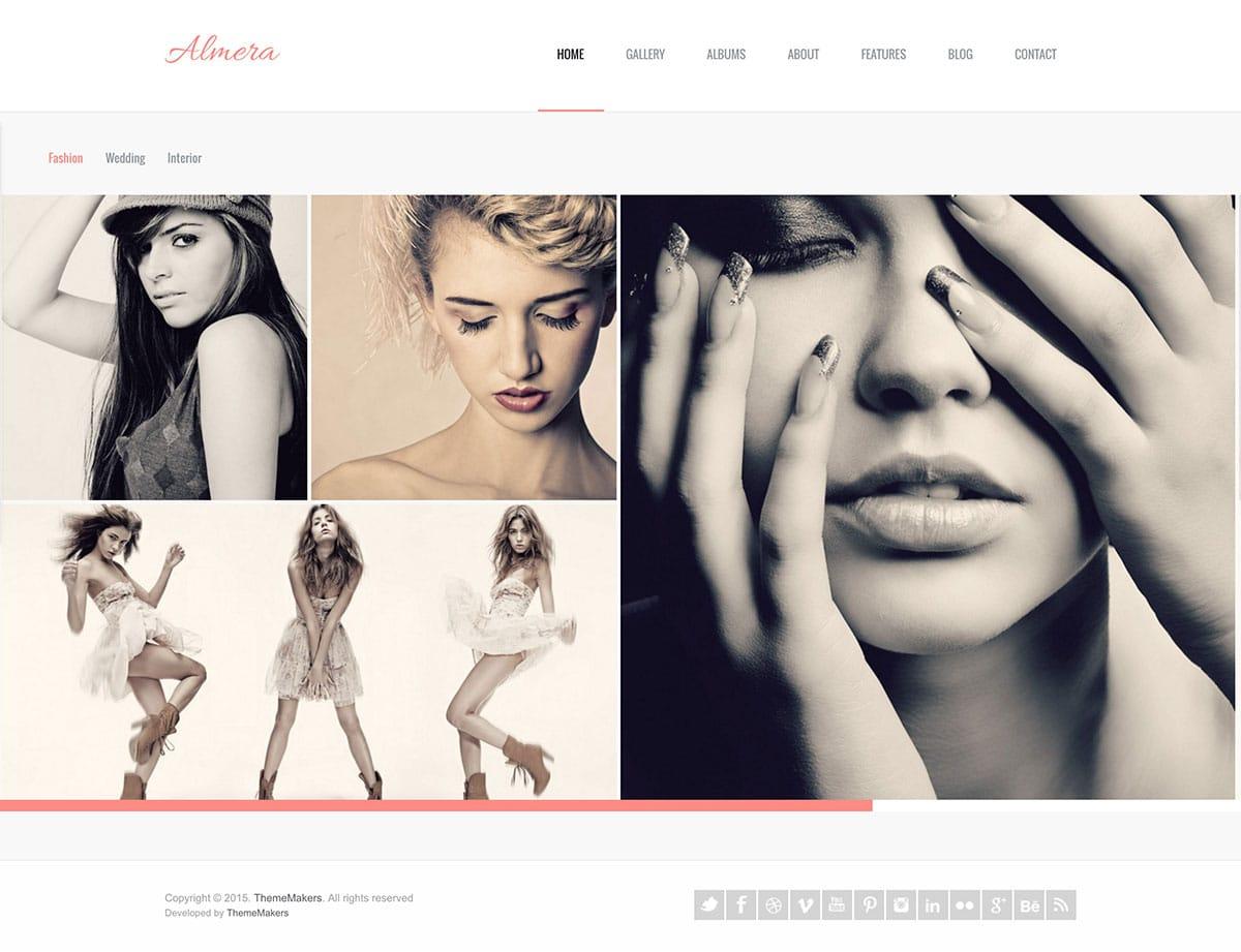 almera-modern-portfolio-wordpress-theme