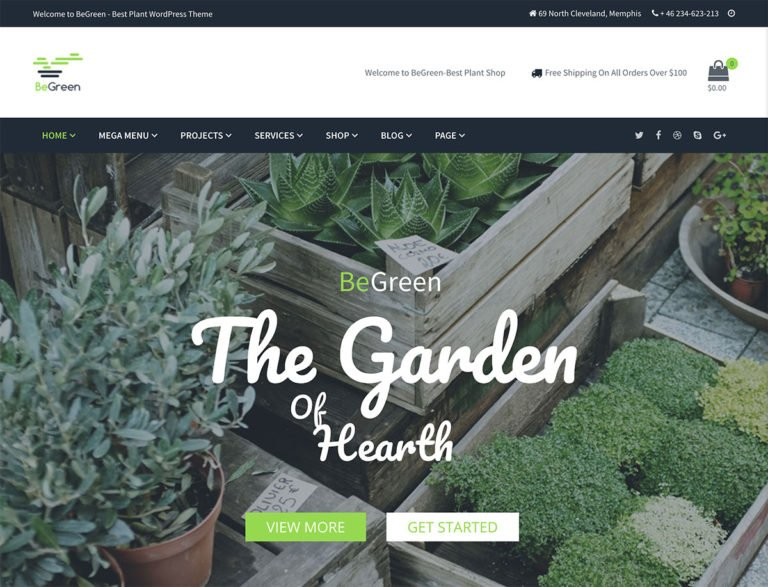 15 Best Gardening Landscaping Wordpress Themes 2020 Athemes
