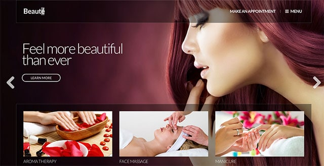 tutorialworld4u: Best Spa & Salon WordPress Themes