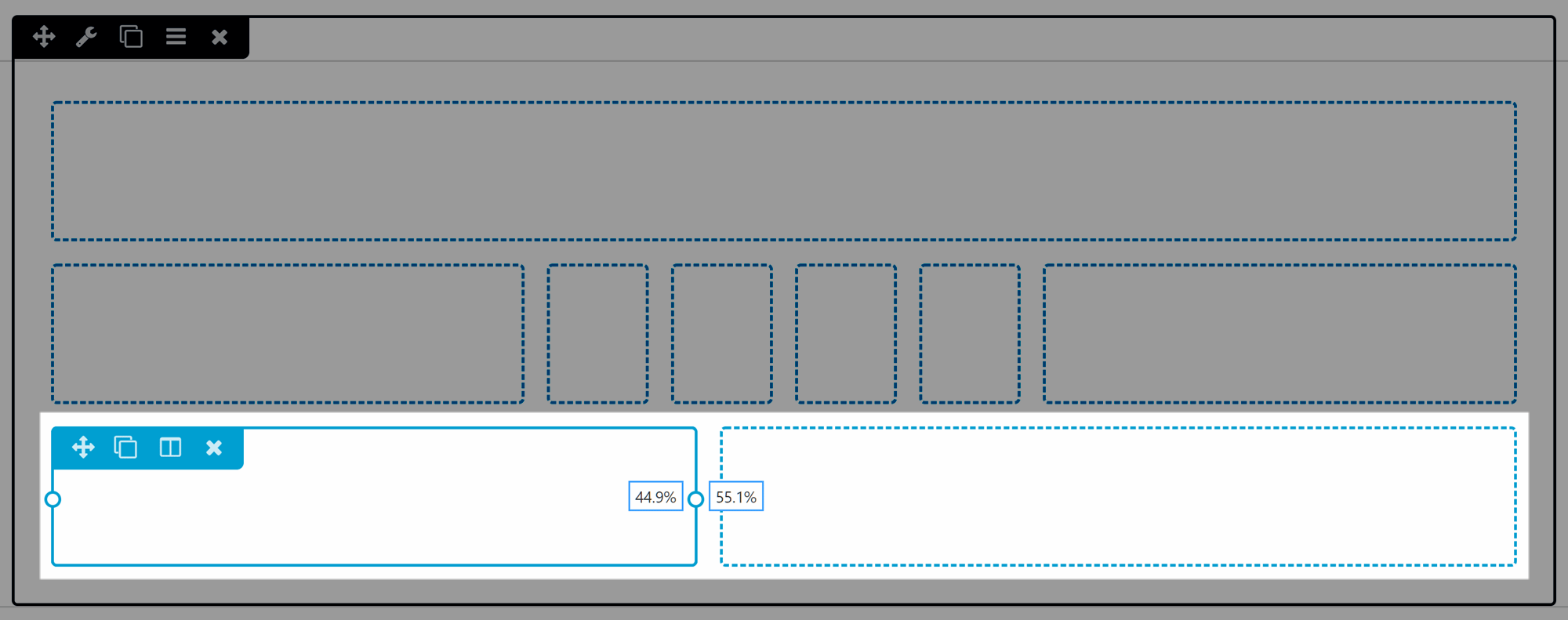 Column Resizing