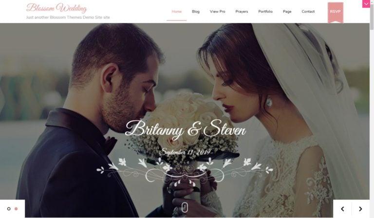 Blossom Wedding