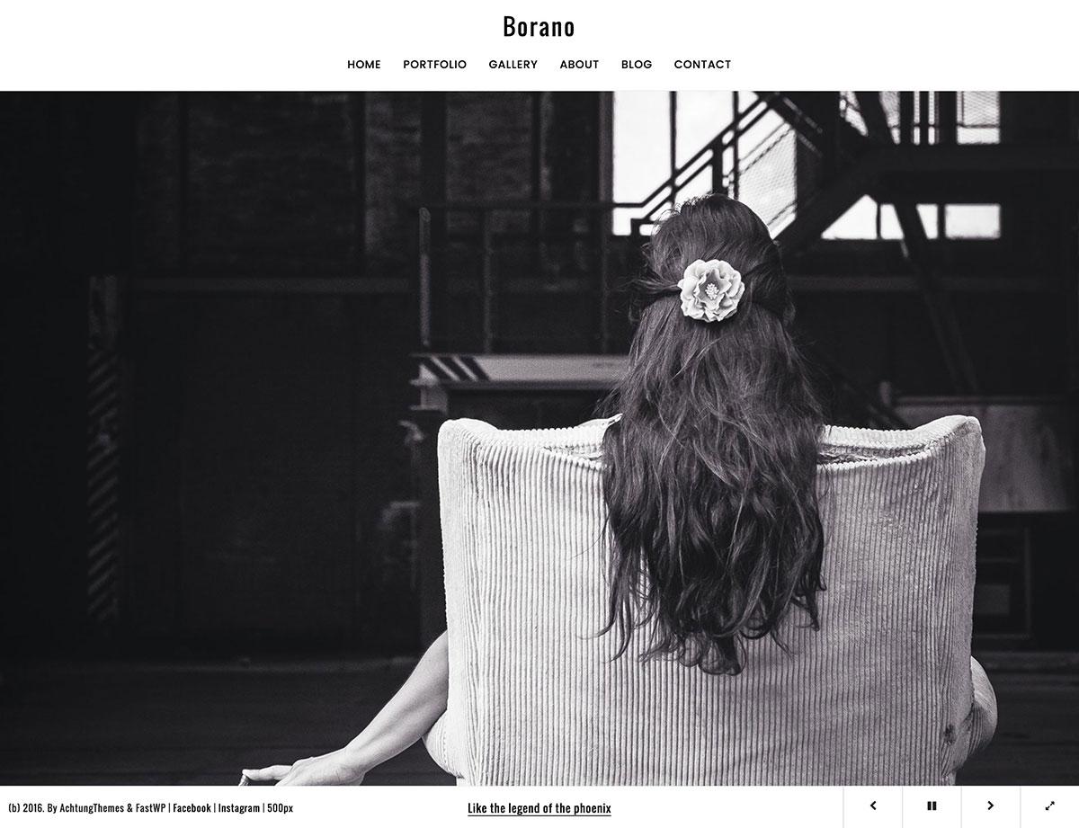 borano-photography-portfolio-wordpress-theme