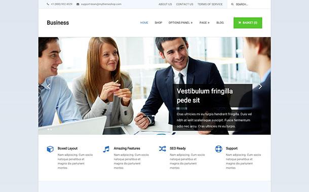 Business-WordPress-Theme