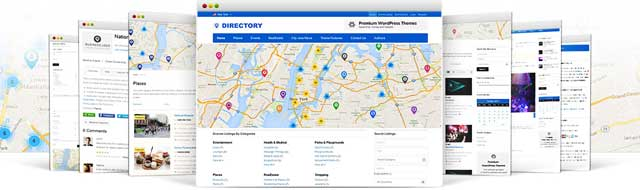 Directory-Homepage