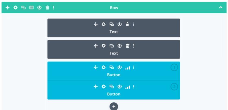 Divi Leads Buttons Optimization