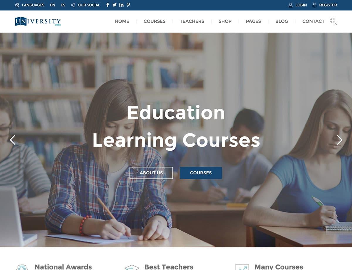 education-pack-wordpress-theme
