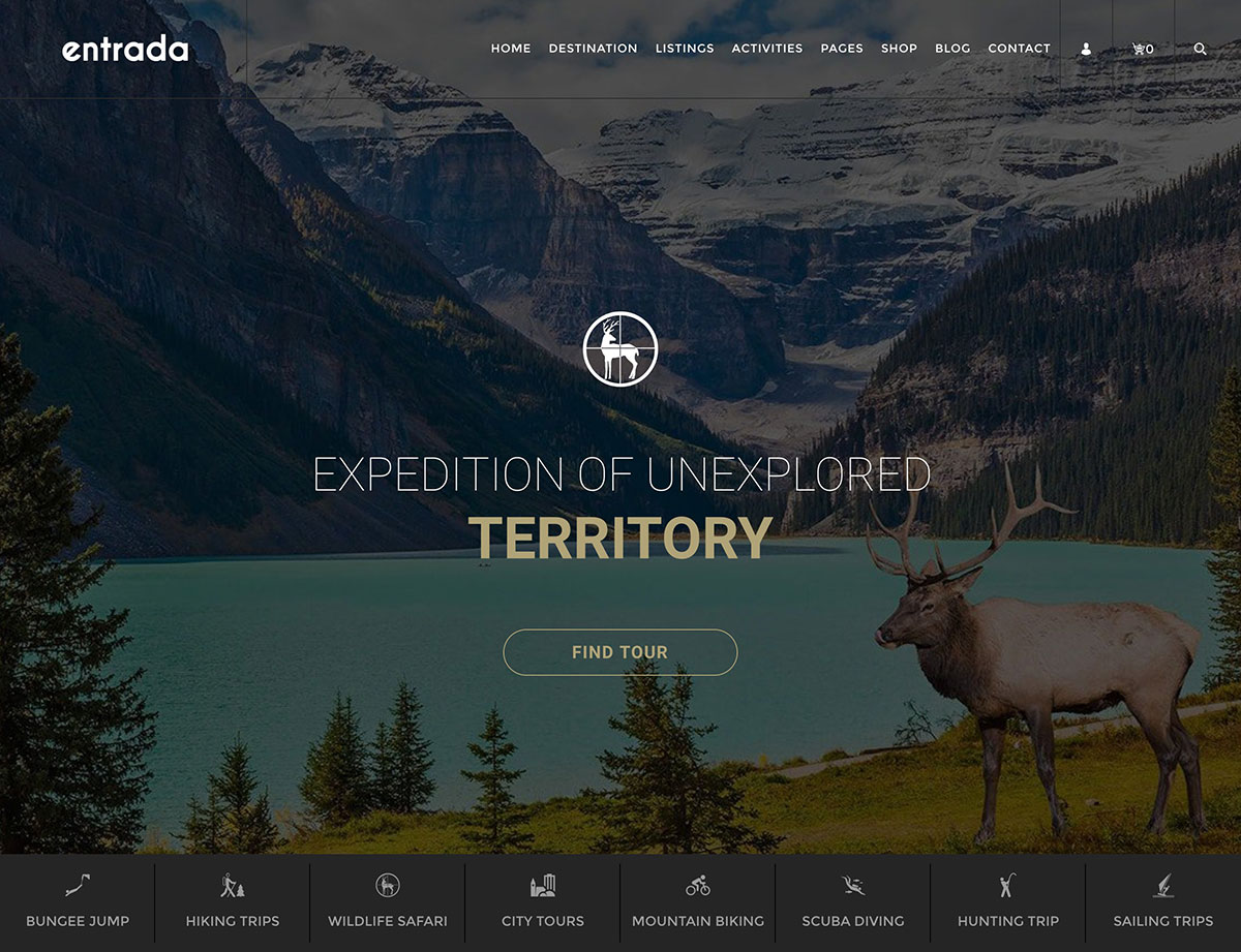 entrada-travel-wordpress-theme