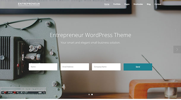 Entrepreneur-Small-Business-Theme