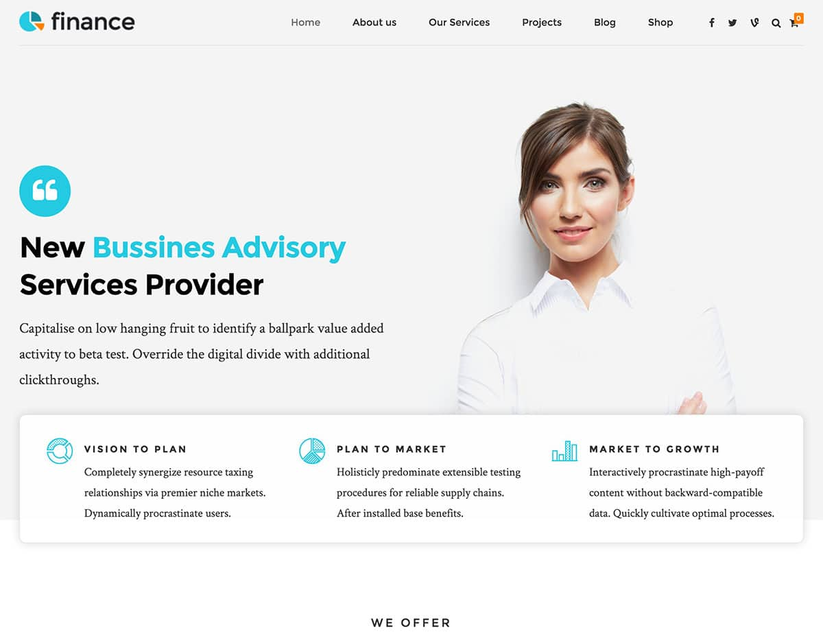 finance-wp-theme