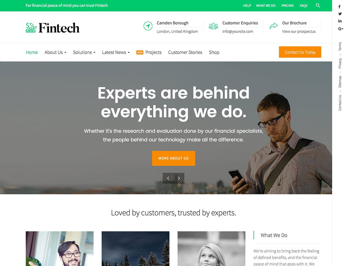 fintech-wordpress-theme