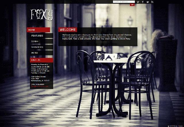 Foxy-Theme