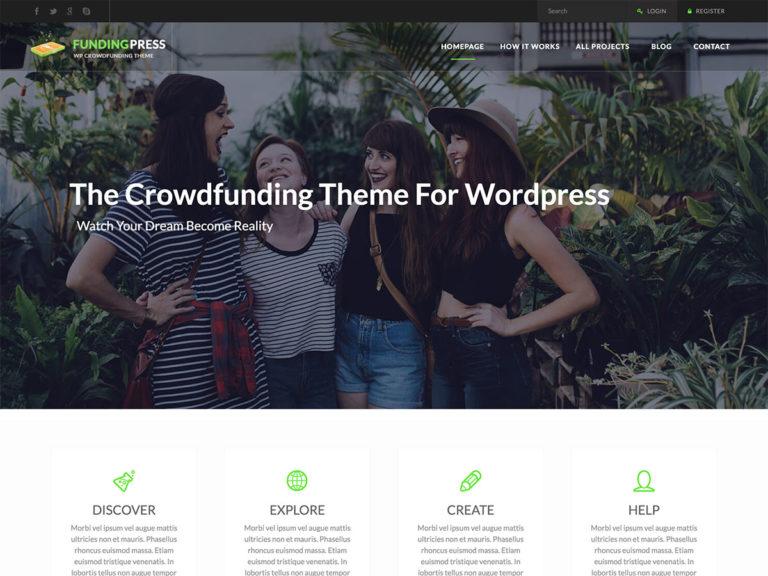 5 Best Crowdfunding Wordpress Themes 2021 Athemes