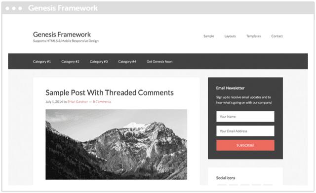 Genesis Framework Review