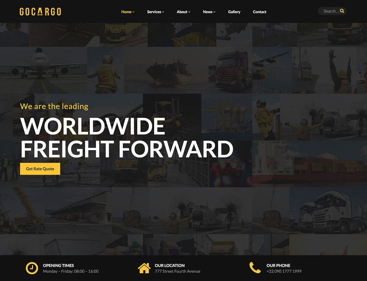 gocargo-transportation-wordpress-theme