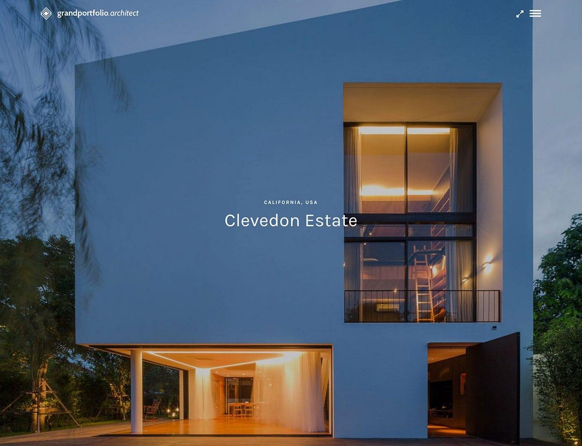 grand-portfolio-architect-theme