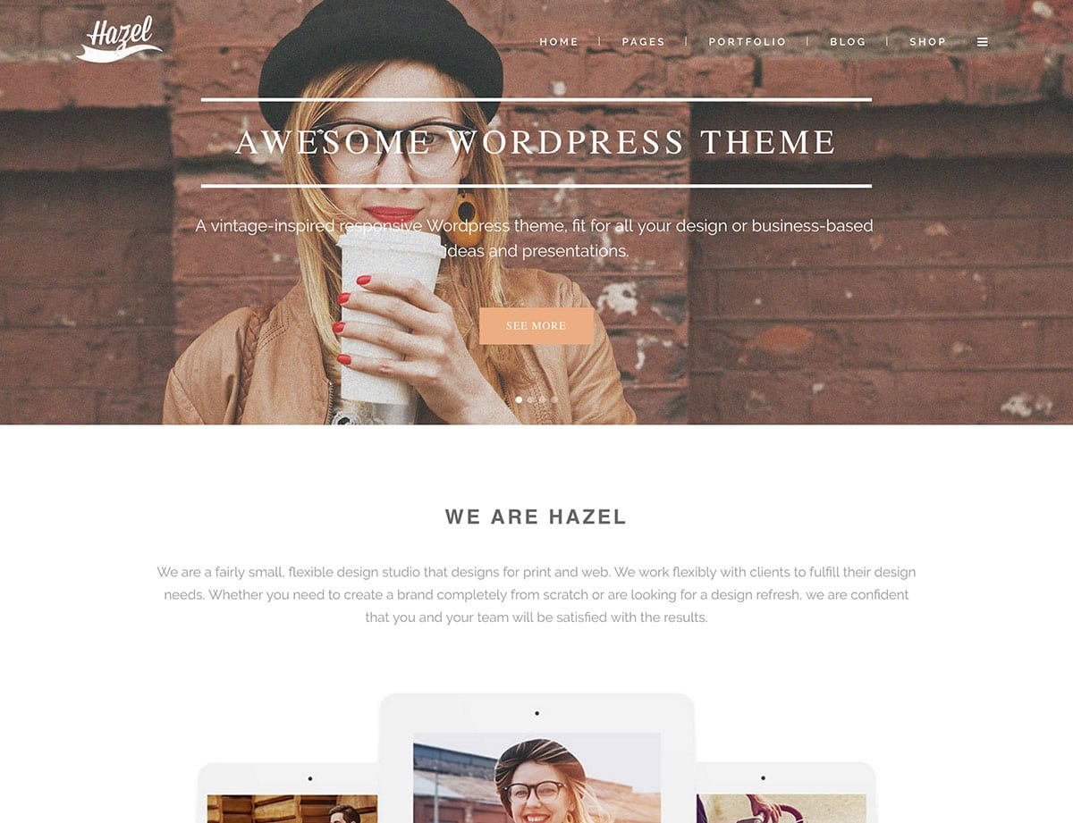 Hazel-Multi-Concept-WordPress-Theme