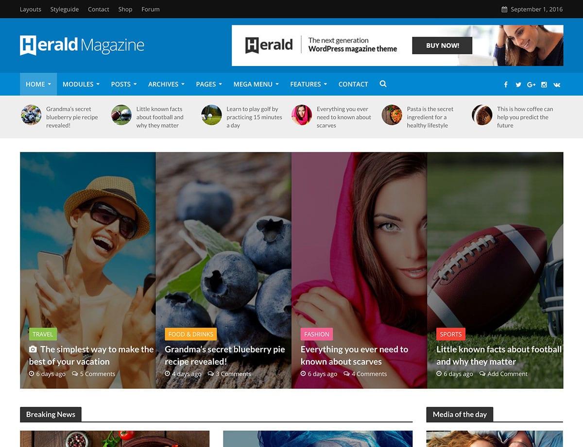 Herald-News-Portal-&-Magazine-WordPress-Theme