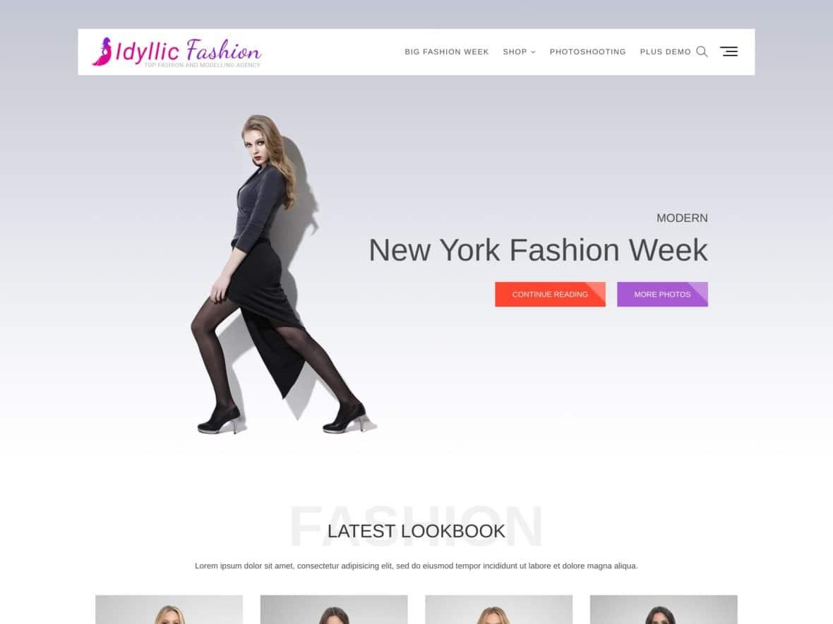 Best Free Fashion WordPress Themes, featured image