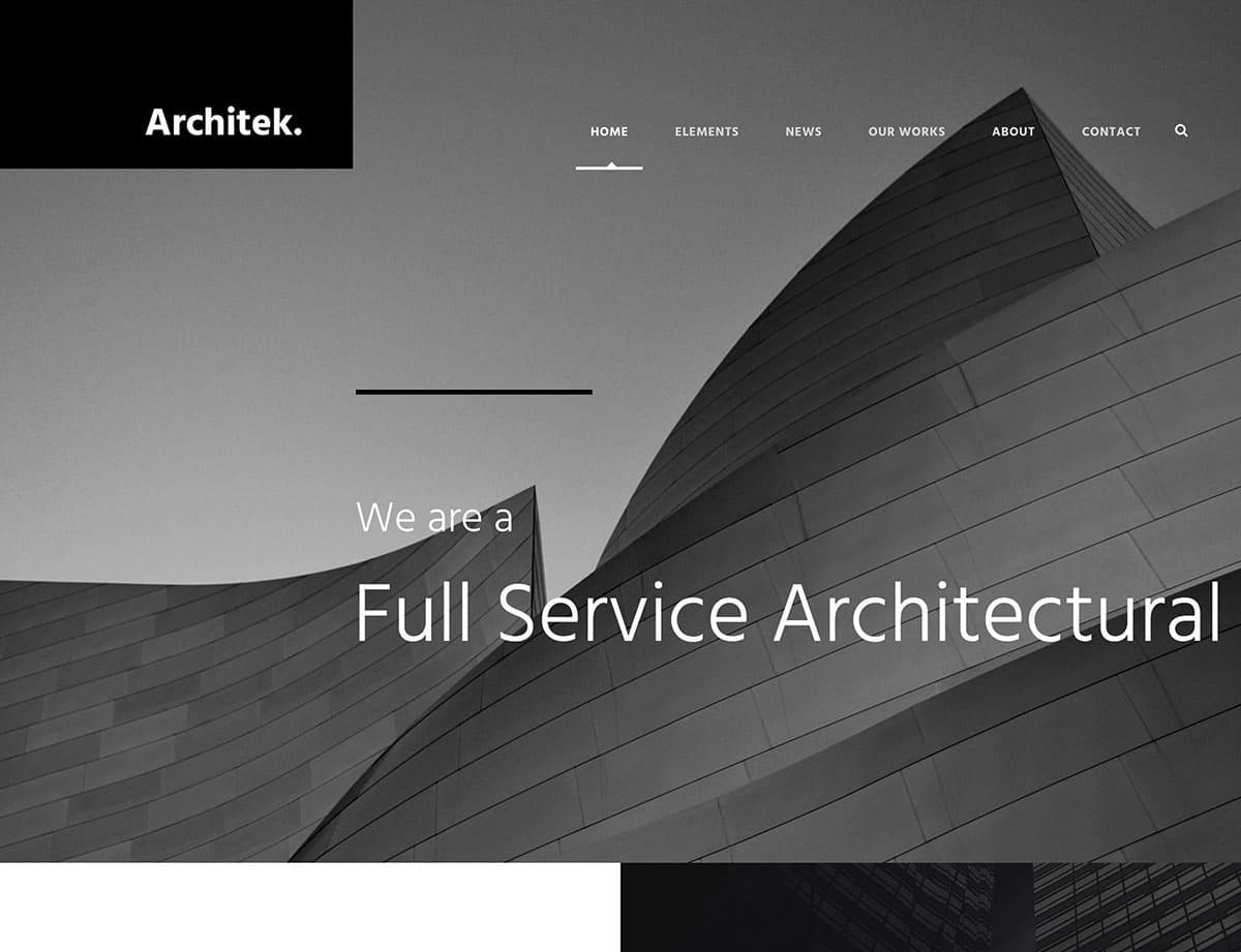 infinite-architect-wordpress-theme
