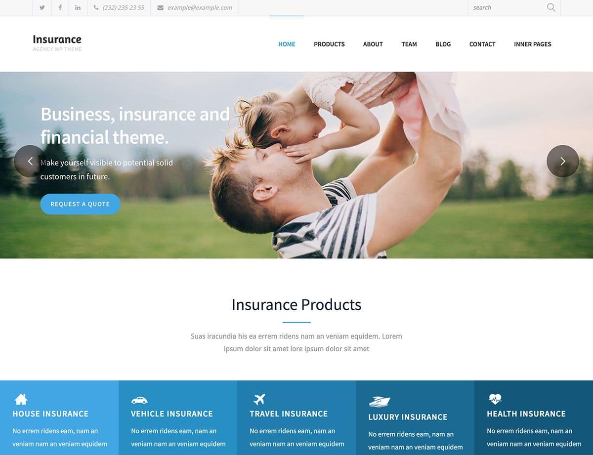 insurance-agency-wp-theme