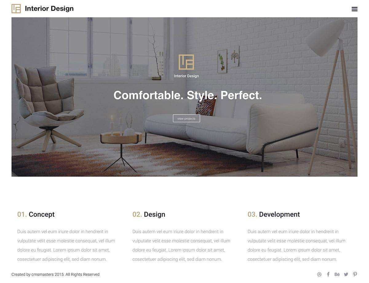 interior-design-wp-theme