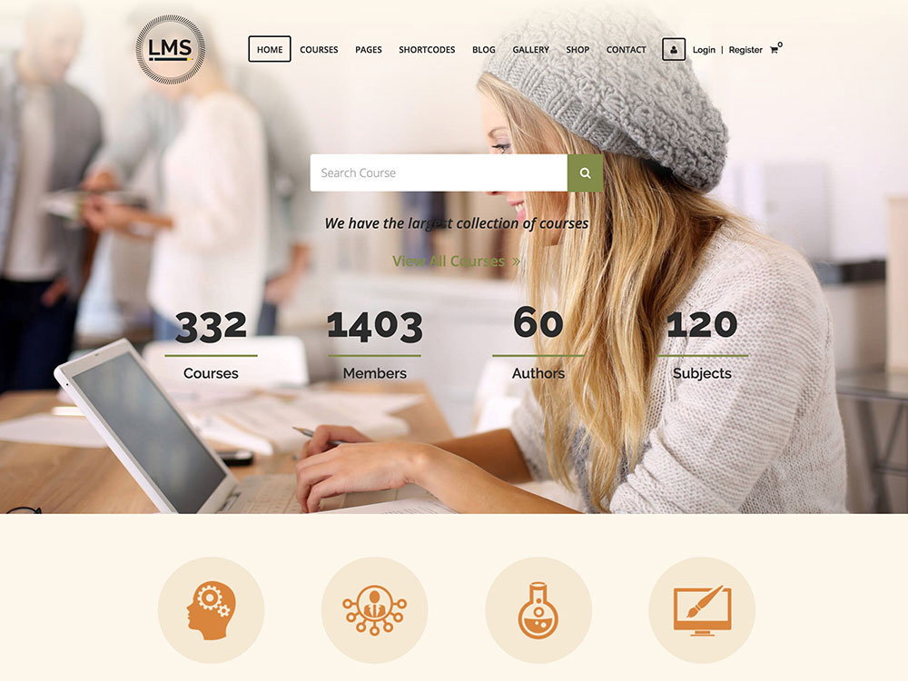 LMS-Learning-Management-WordPress-Theme