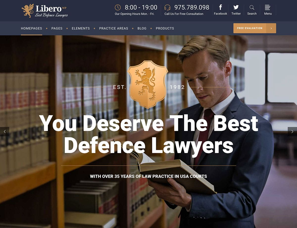 libero-law-firm-theme