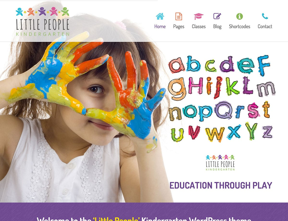 Little-People-Kindergarten-WordPress-Theme