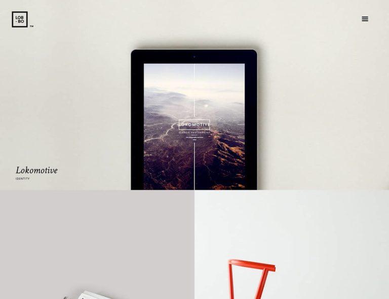lobo-portfolio-theme-for-freelancers-agencies