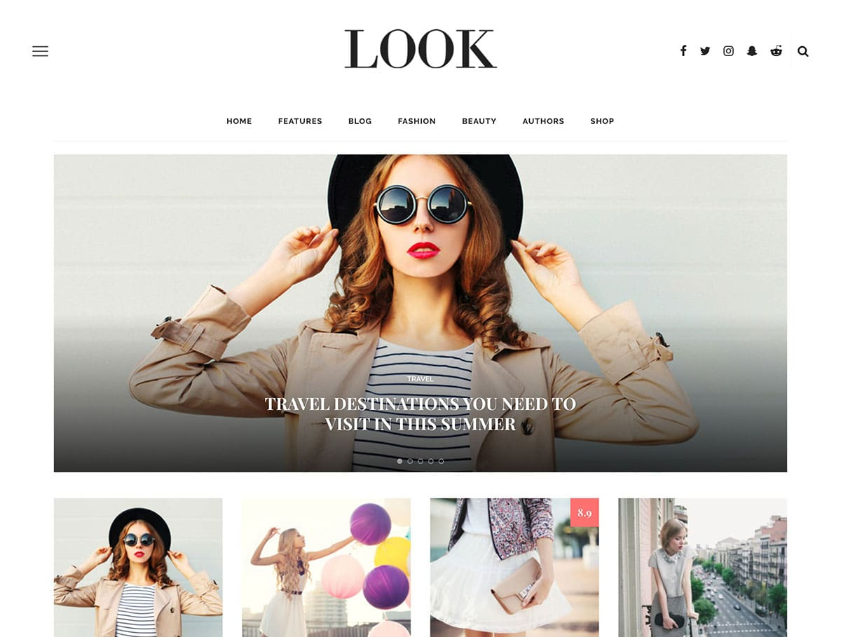 look-fashion-wordpress-theme