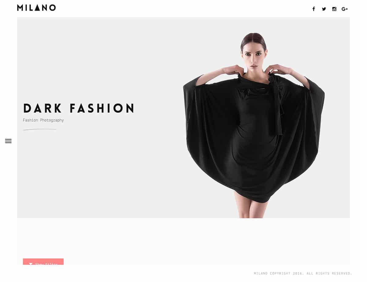 milano-creative-minimal-wordpress-theme