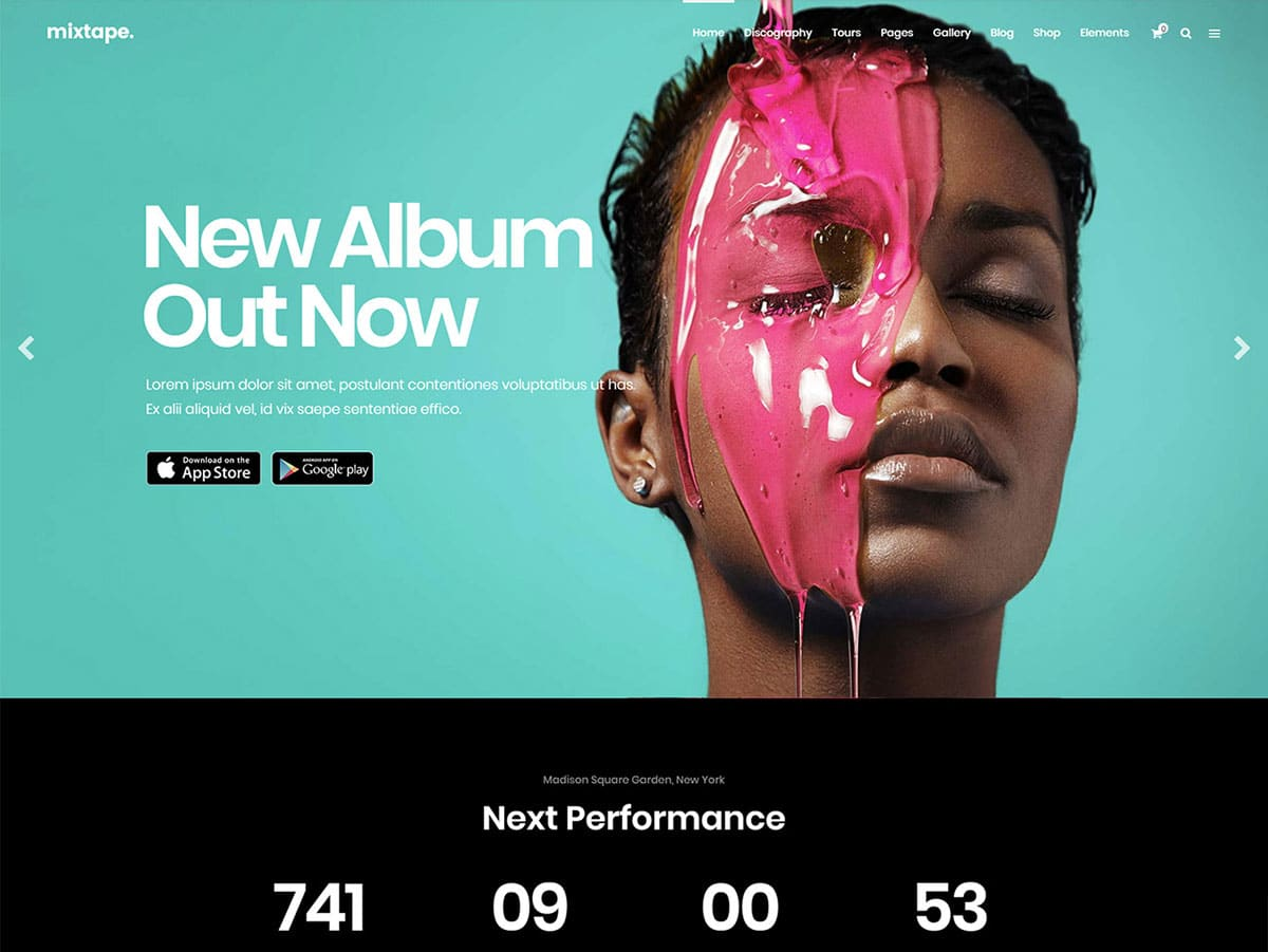 35+ Best Music WordPress Themes 2020 - aThemes