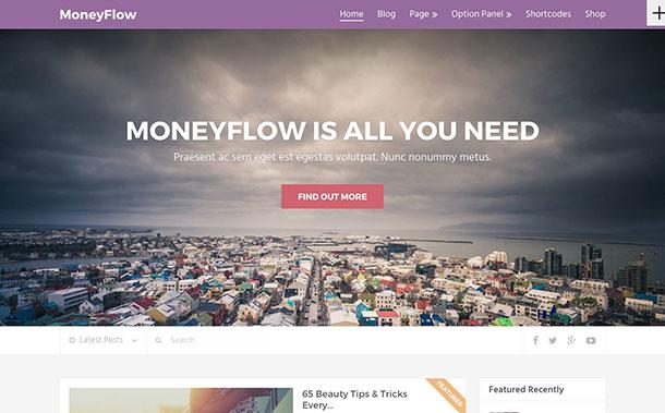 MoneyFlow-Theme