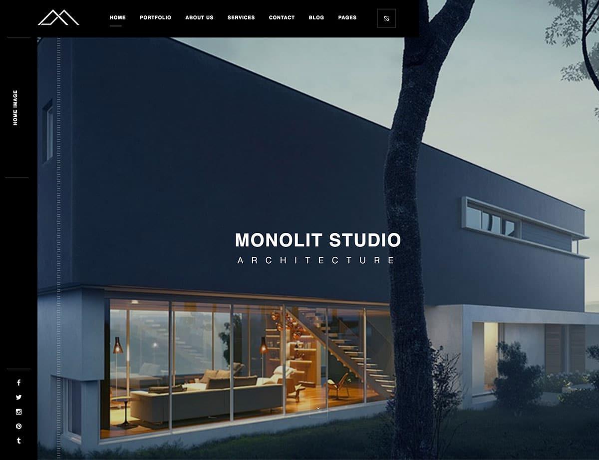 monolit-architecture-wordpress-theme