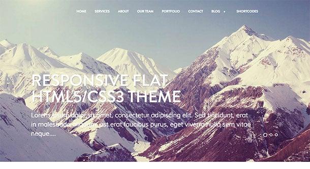Mountain-theme
