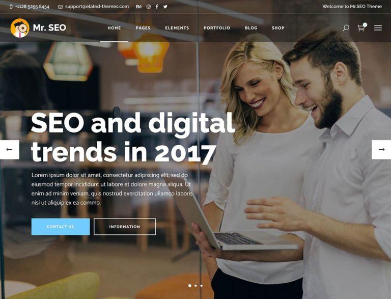 20 Best Digital Agency Wordpress Themes 2020 Athemes