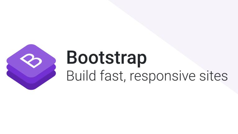 Bootstrap CSS framework