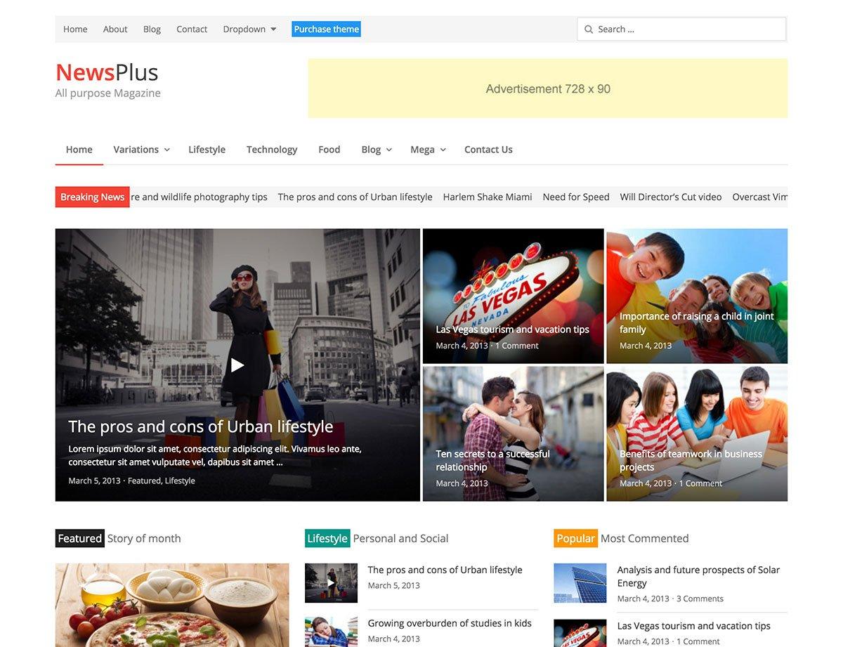 NewsPlus-Magazine-WordPress-Theme