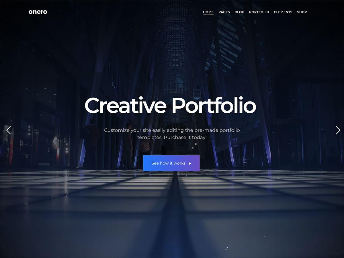 20 Best Creative Wordpress Themes 2021 Athemes