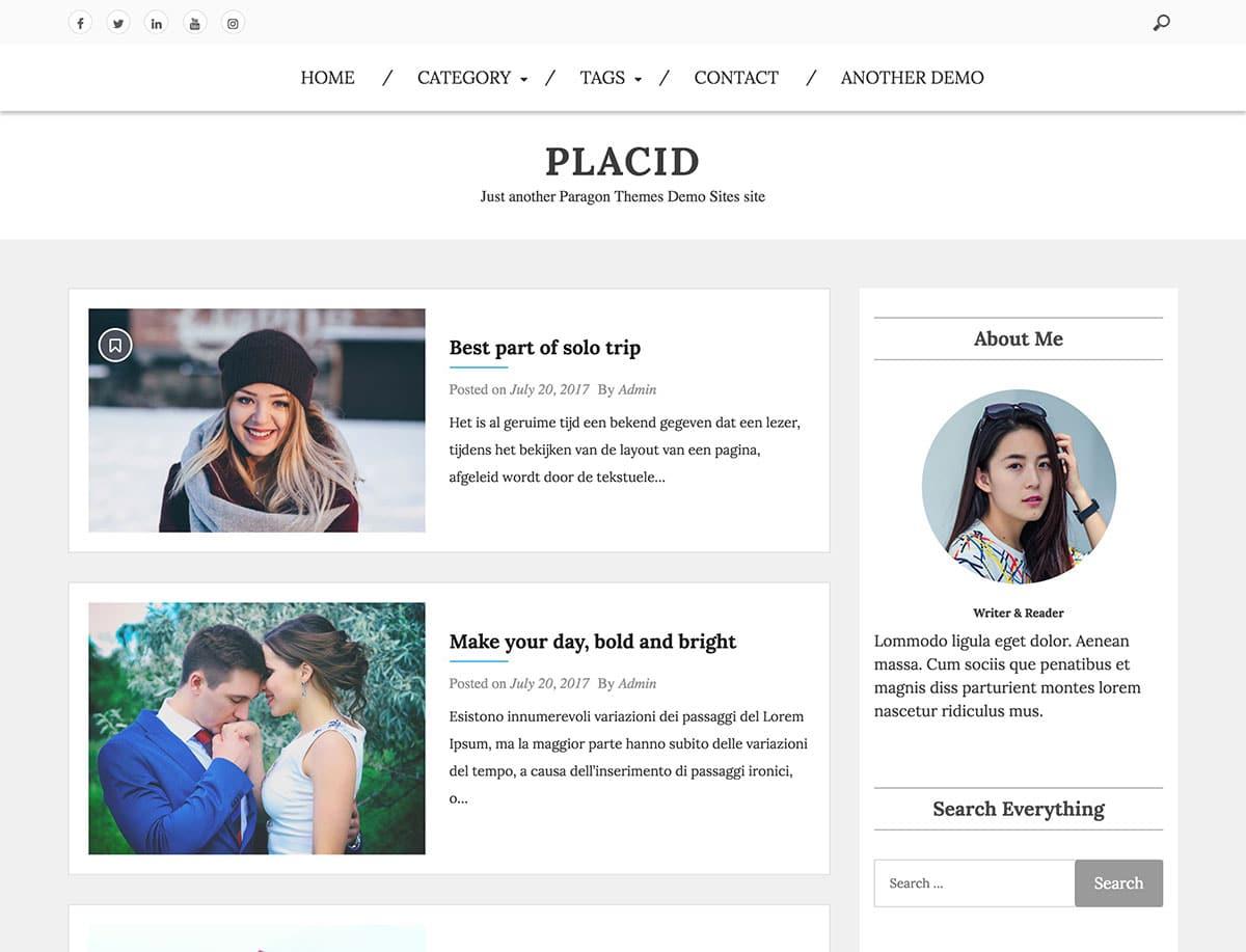 35 Best Free Wordpress Blog Themes 2021 Athemes