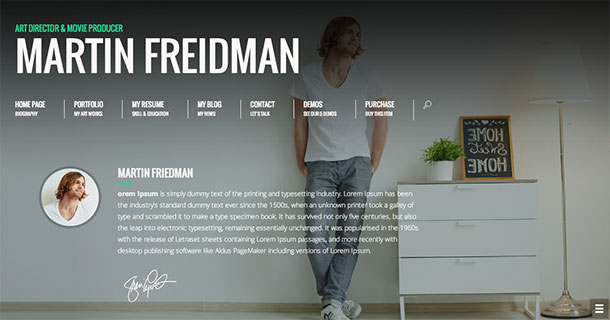Promotion-WordPress-Theme