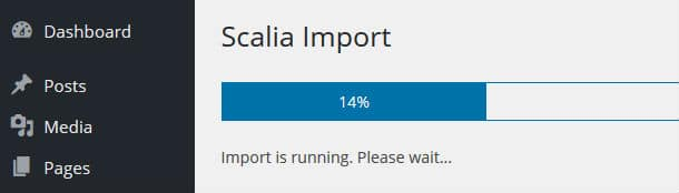 Scalia Importer