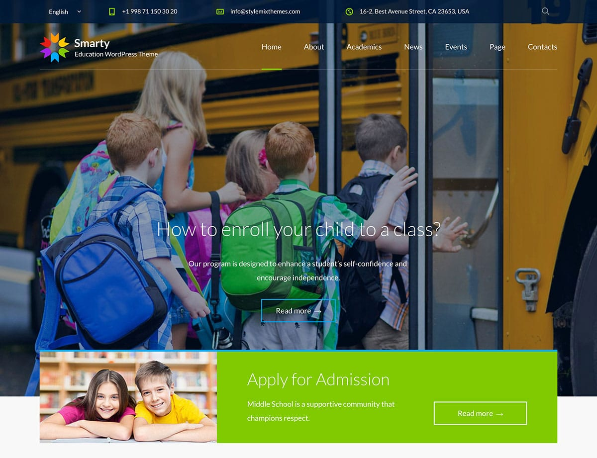smarty-education-wordpress-theme