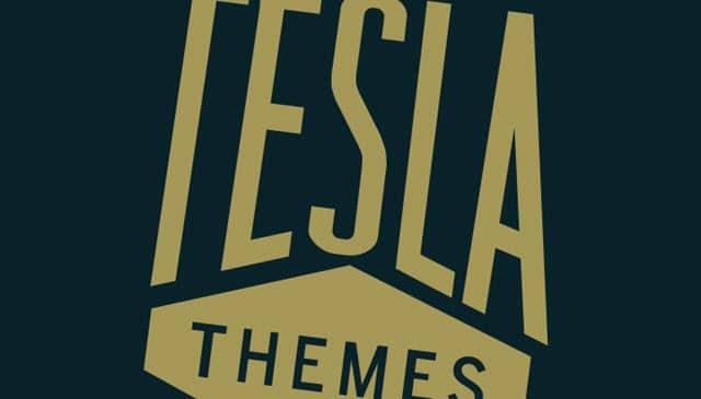 Tesla Themes Logo